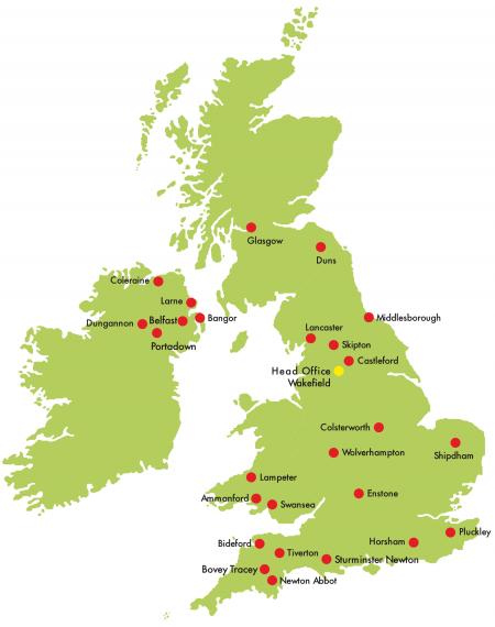 UK Nationwide Distributors