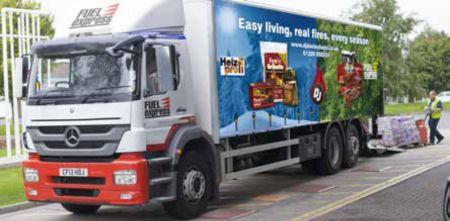 UK Deliveries