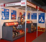 Fuel Express exhibition stand