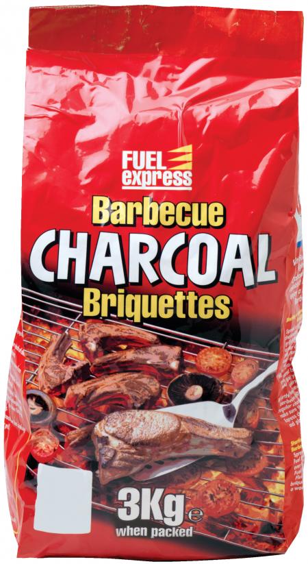 3kg Charcoal Briquettes