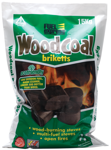 15Kg Woodcoal