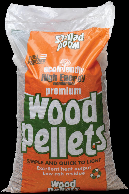 Premium Wood Pellets by Fuel Express