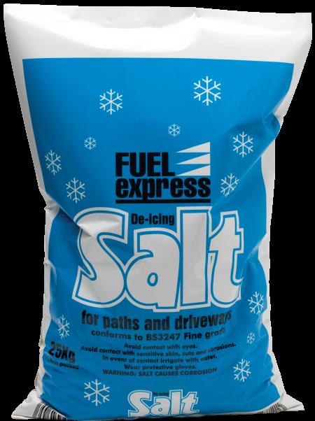 25kg De-Icing Salt