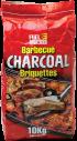 10kg Charcoal Briquettes