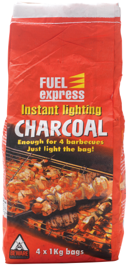 4x1Kg Instant Light Charcoal