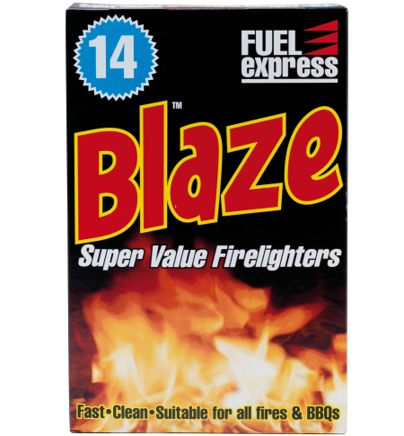 Blaze firelighters k straight-2