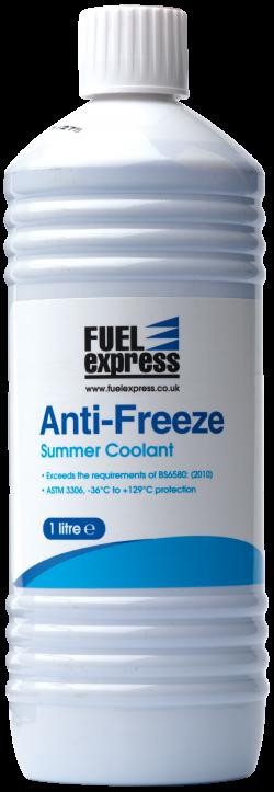 Anti-Freeze 1 litre