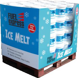 Ice Melt Tubs POS
